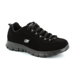 Skechers Trainers & Canvas - Black - 11717/73 TREND SETTER M 11717