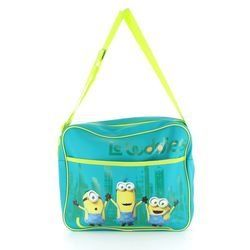 Character Bags & Shoes Handbags - Green multi - 0102/37 MINIONS COURIE