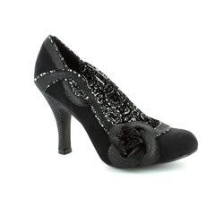 Ruby Shoo Heeled Shoes - Black - 0881/83 ISSY