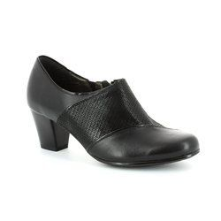 Alpina Heeled Shoes - Black - 8Y80/13 PAOLA