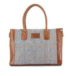 Shetland Tweed Handbags - Tweed - 0701/71 LGE GRAB