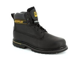 CAT Boots - Black - P708026 HOLTON SAFETY BOOT