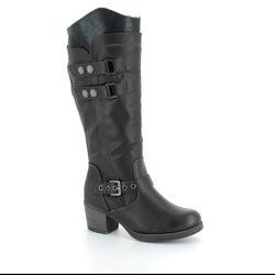 Marco Tozzi Boots - Long - Black - 26608/096 CANTOLONG