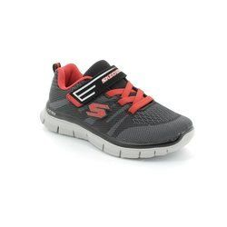 Skechers Boys Shoes - BKRD - 95523/33 MASTERMIND MF
