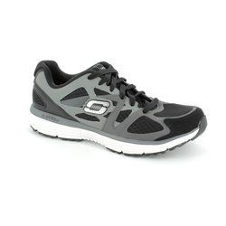 Skechers Trainers & Canvas - Grey - 51259/94 AGILITY VICTOR