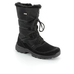 Rohde Boots - Winter - Black - 9364/90 RENN