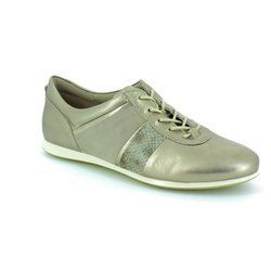 ECCO Everyday Shoes - Pewter multi - 265003/55294 SNEAKER TOUCH
