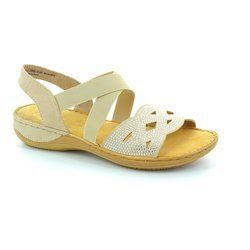 Marco Tozzi Sandals - Light taupe - 28902/405 TANGO  61