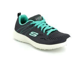 Skechers Trainers & Canvas - Charcoal - 12434/00 ADRENALINE MF