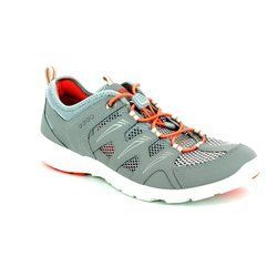 ECCO Trainers & Canvas - Light Grey - 841033/59105 L TERRACRU