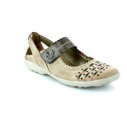 Remonte Everyday Shoes - Light taupe - R1739-62 LIVASCA