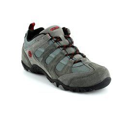 Hi-Tec Shoes - Grey - 0813/51 QUADRA