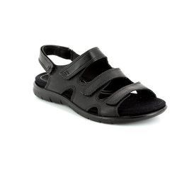 ECCO Sandals - Black - 214013/01001 BABE TRI