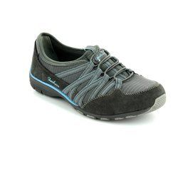 Skechers Everyday Shoes - Charcoal - 22551/00 HOLDING ACES M