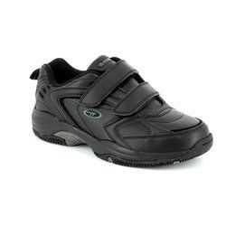 Hi-Tec Trainers & Canvas - Black - 4415/11 BLAST EZ VELCR