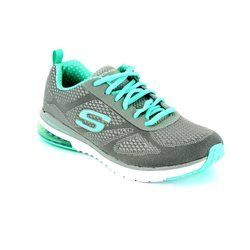 Skechers Trainers & Canvas - Charcoal - 12111/10 SKECHAIR INFIN
