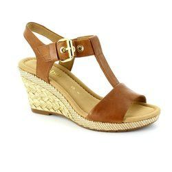Gabor Sandals - Tan - 42.824.54 KAREN  MILAN