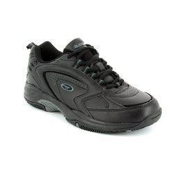Hi-Tec Trainers & Canvas - Black - 4414/30 BLAST LITE
