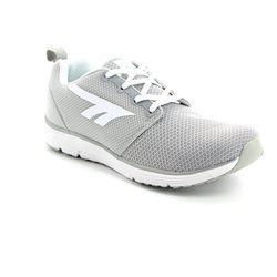 Hi-Tec Trainers & Canvas - White - 5447/51 PAJO LIFE