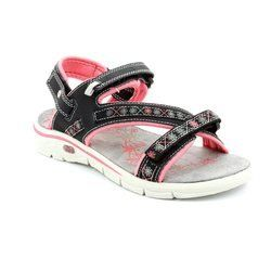 Hi-Tec Sandals - Navy multi - 5417/21 LIFE STRAP