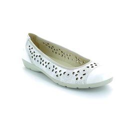 Alpina Pumps & Ballerinas - White - OP14/10 DIXIE