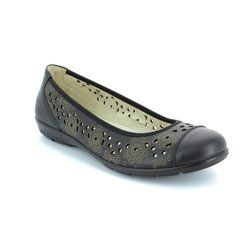 Alpina Pumps & Ballerinas - Black - OP14/13 DIXIE