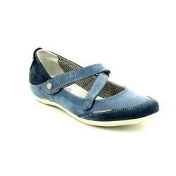 IMAC Pumps & Ballerinas - Blue - 52410/3001809 HARMOBAR