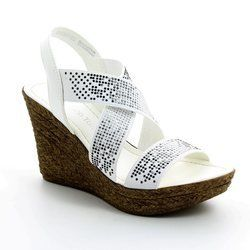 Marco Tozzi Sandals - White - 28351/100 OREGANO 61