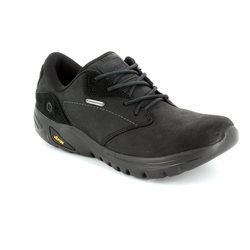 Hi-Tec Shoes - Black - 4917/21 WITTON