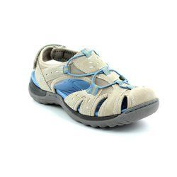 Earth Spirit Everyday Shoes - Beige - 21056/20 TEXAS