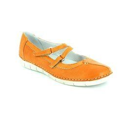 Relaxshoe Everyday Shoes - Orange - 200105/10 NAOMI