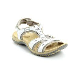 Earth Spirit Sandals - White - 21049/60 COLUMBIA