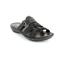 Relaxshoe Sandals - Black - 097110/30 TOLLVEL