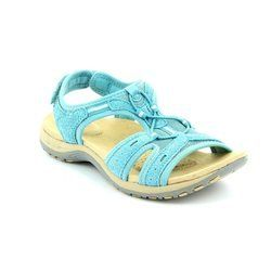 Earth Spirit Sandals - Turquoise - 21049/75 COLUMBIA