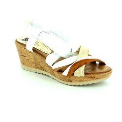 Marila Sandals - White multi - 737 35 25 CORCIO 3533