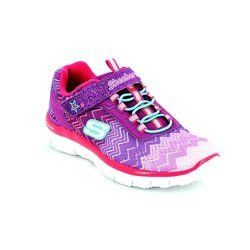 Skechers Girls Shoes - Purple-Pink - 81872/90 COSMIC