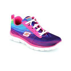 Skechers Girls Shoes - Pink - 81875/50 DEMI MF LEVATO