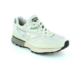 Hi-Tec Trainers & Canvas - Silver - 0043/89 SILVER SHADOW
