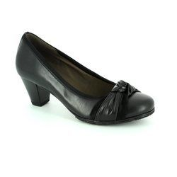 Gabor Heeled Shoes - Black - 55.491.27 BORROWDALE