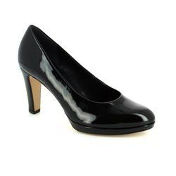 Gabor Heeled Shoes - Black patent - 51.270.77 SPLENDID