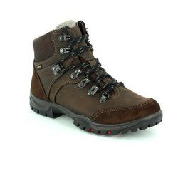 ECCO Boots - Outdoor & Walking - Brown - 811183/02072 L XPED GORE-TEX