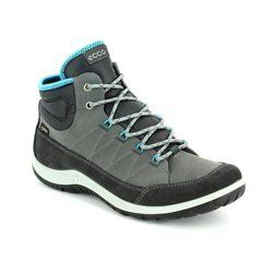 ECCO Boots - Outdoor & Walking - Grey muti - 838513/57066 ASPINA HI GORE-TEX