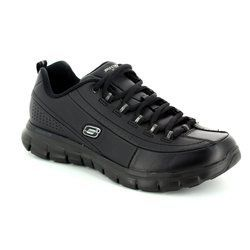 Skechers Everyday Shoes - Black - 11798/007 ELITE STATUS