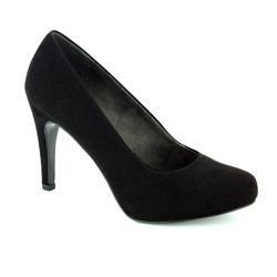 Tamaris Heeled Shoes - Black - 22459/004 LYCORIS