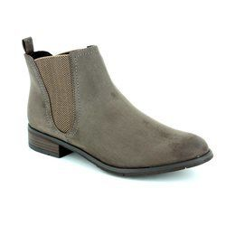 Marco Tozzi Boots - Short - Taupe - 25321/324 RAPALLI 62