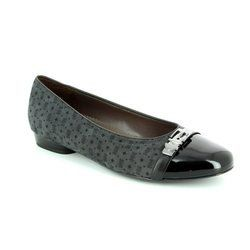 Ara Pumps & Ballerinas - Black grey multi - 2263374/41 PISABUCK