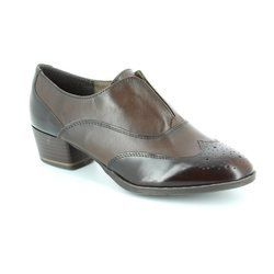 Tamaris Heeled Shoes - Brown - 24303/330 KATO