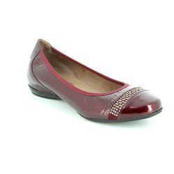 Wonders Pumps & Ballerinas - Wine patent - A3061/80 COCO