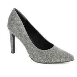 Marco Tozzi Heeled Shoes - Metallic - 22425/297 METATO