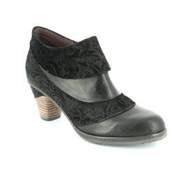 Laura Vita Heeled Shoes - Black - 2007/30 ALIZIE 04 NOIR